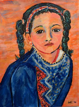 Young Bedouin Girl