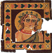 Coptic Textile 7th Cent. CE