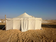 Our Badawiya Tent