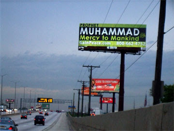 The Billboard Battles: Islam vs. Everyone Else
