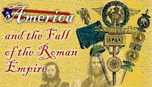 America and the Fall of the Roman Empire