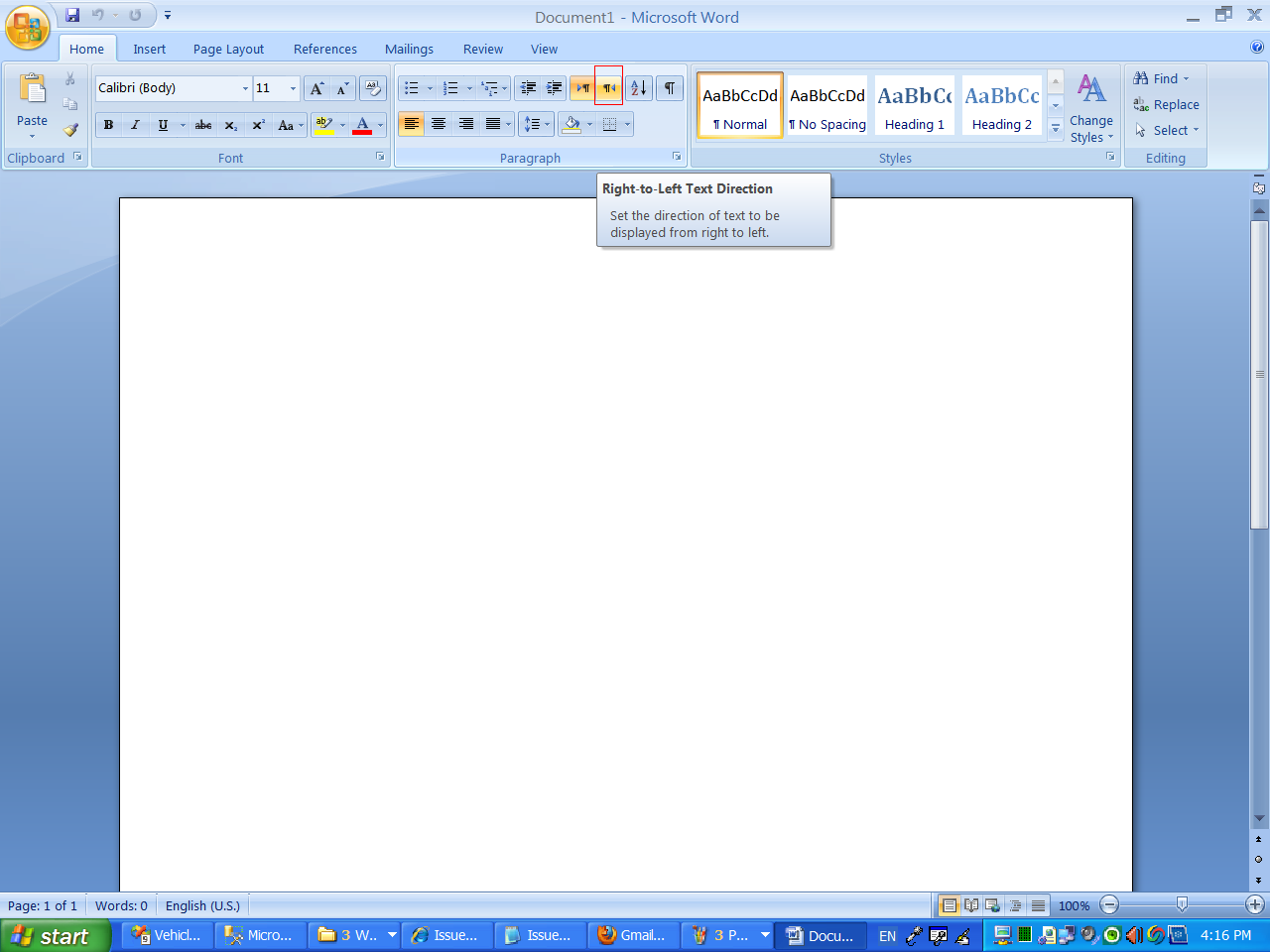 Word Document Free Download