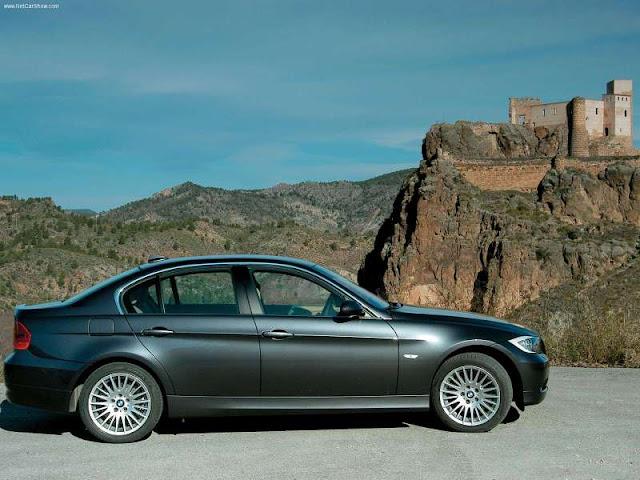 BALLY&KRUGLIAK INC: BMW 330i (2006)