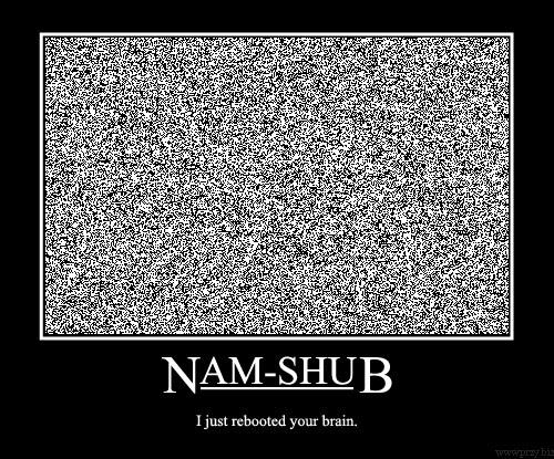Nam Shub Meme