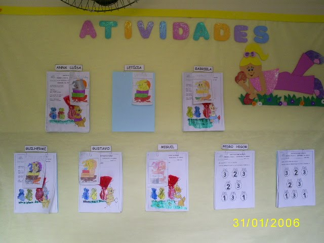 decoracao sala de aula jardim encantado:INFANTIL ENCANTADO: Sala da tia Simone – Jardim II