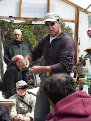 Gordon Tooley teaches grafting