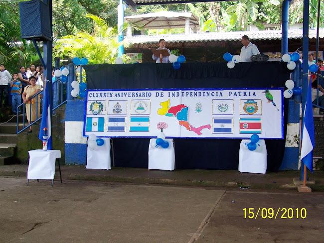 Celebrando con Fervor Cívico la Independencia Centroaméricana