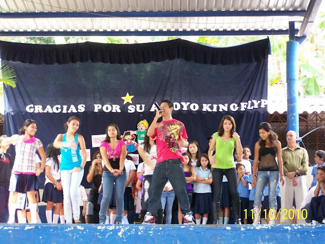 """The King Flyp en Concierto: """"Desde la Benito Nolasco"""""""