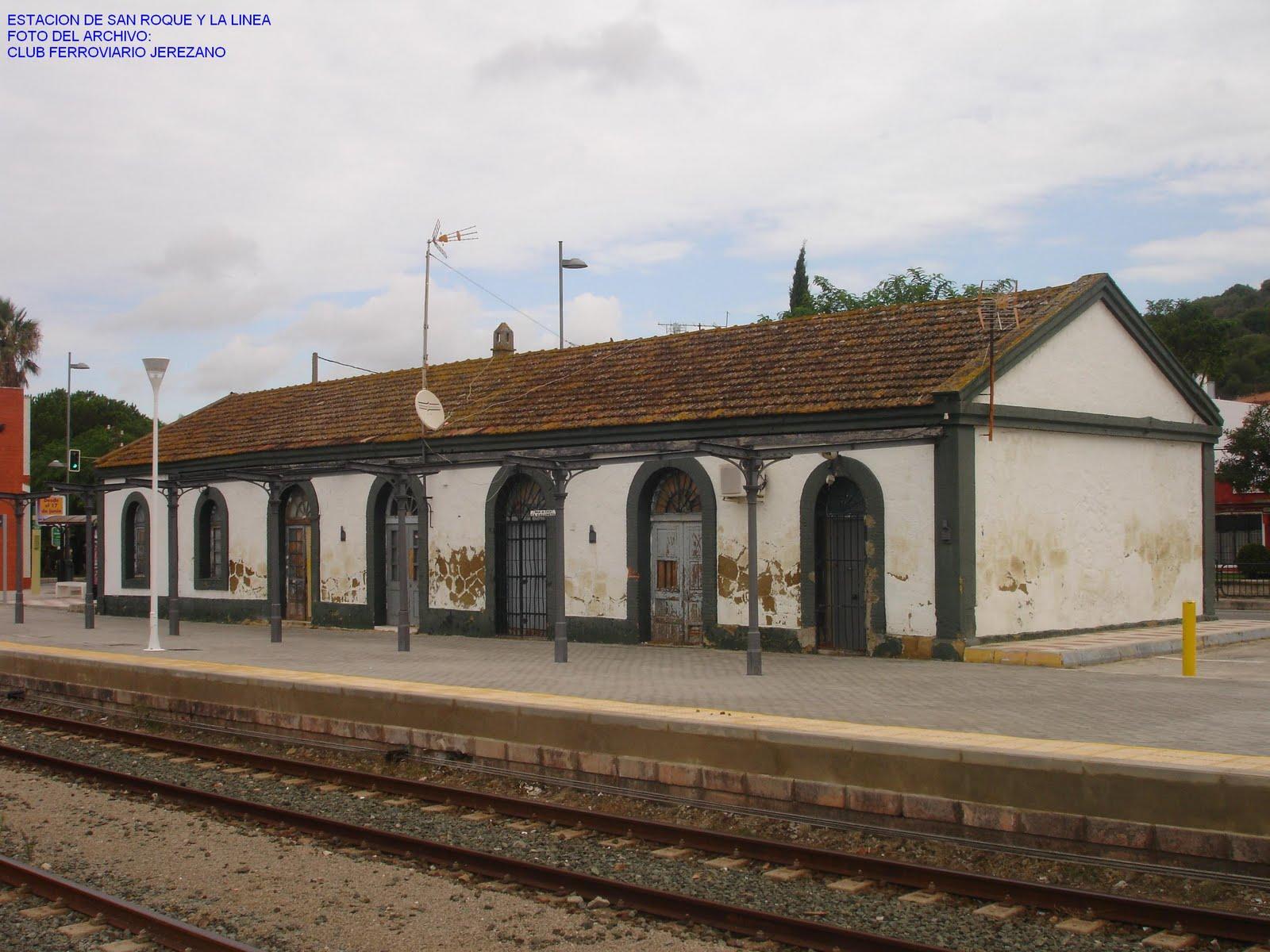 SANROQUE-LA LINEA(ESTACION)