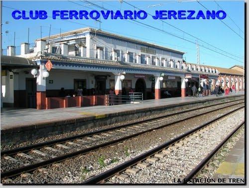 Club ferroviario jerezano estaci n puerto de santa mar a - Tren el puerto de santa maria madrid ...