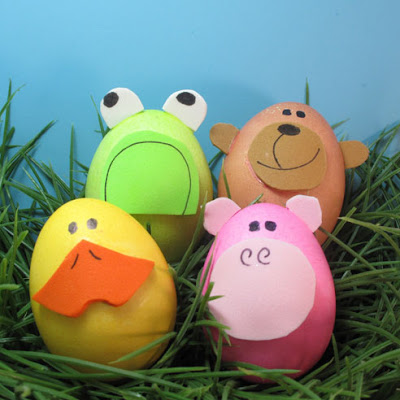 Lindos huevos de pascua decorados - Videos de huevos de pascua ...