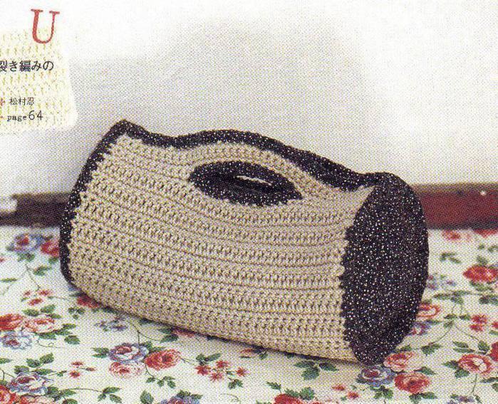 Bolsos de crochet patrones - Imagui