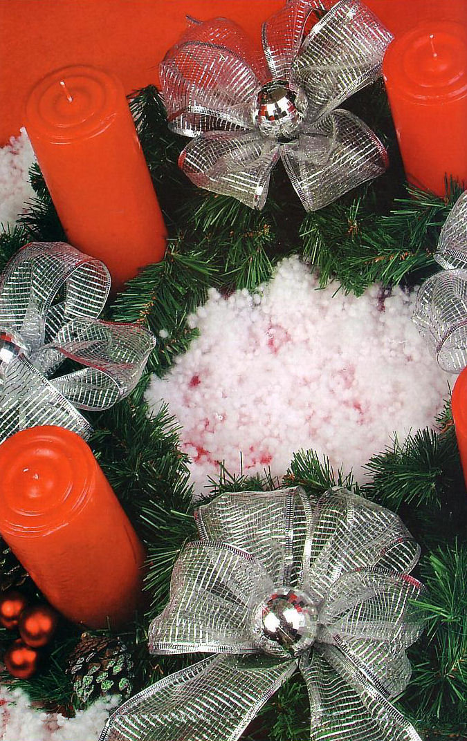 Crea tu propia corona de adviento para esta poca navide a for Crea tu propia cocina