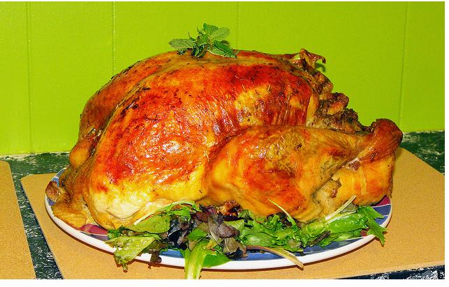 Como hacer un rico pavo de navide o for Como cocinar un pavo