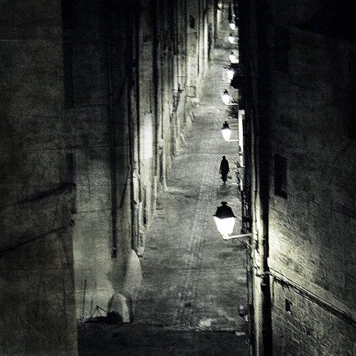En la Ciudad: Por las calles de la desolación