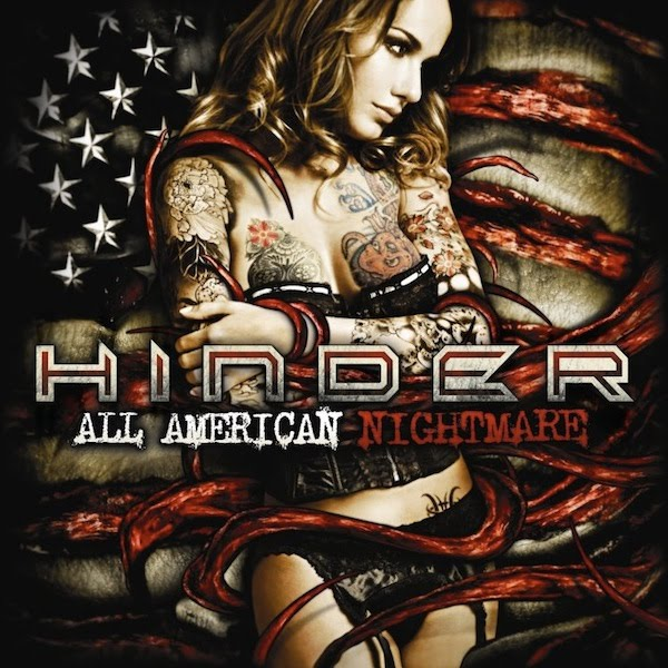 Hinder All American Nightmare. All American Nightmare