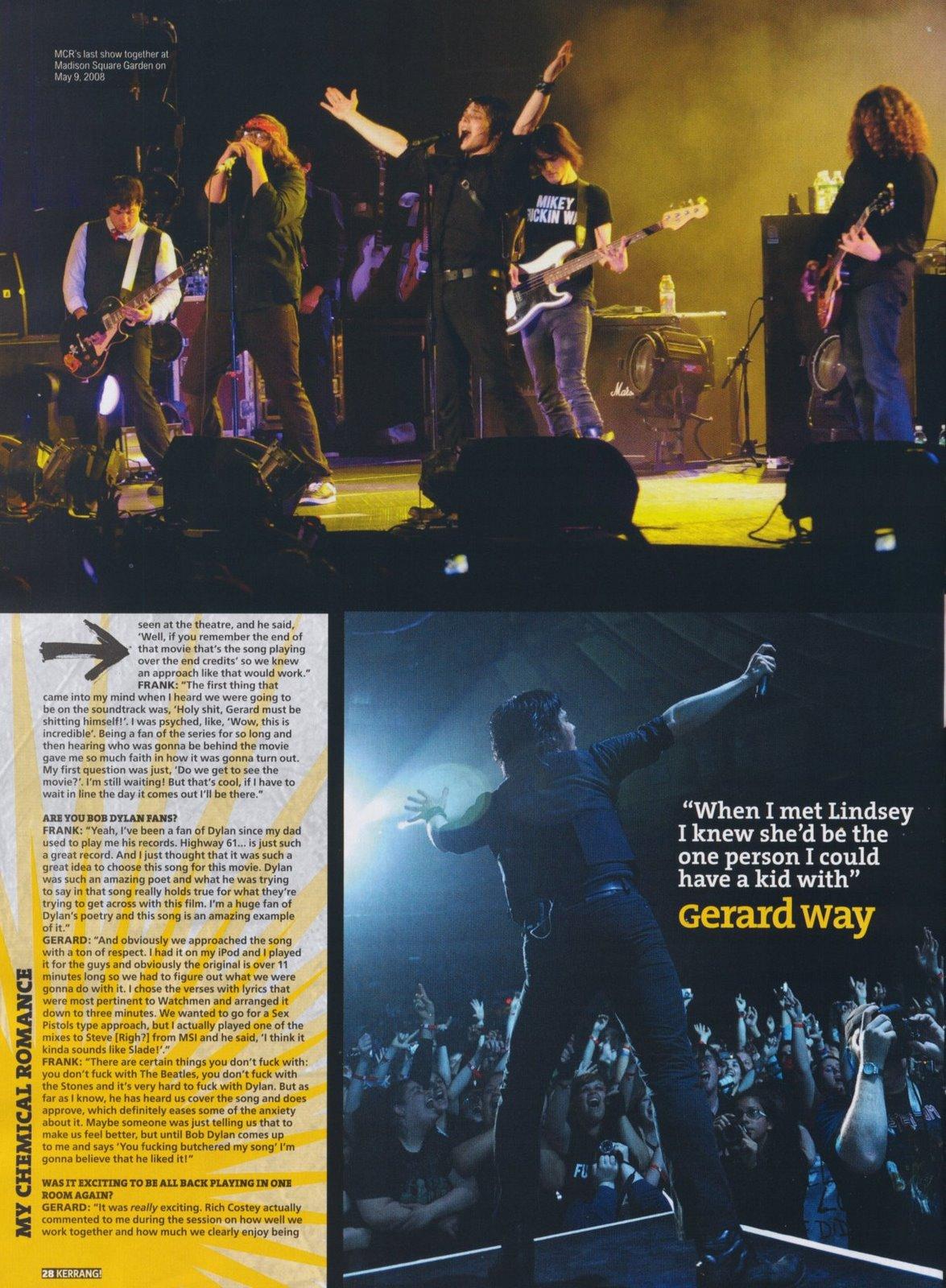 Kerrang! MCR Face the future Kerrang%2B%231247%2B4.