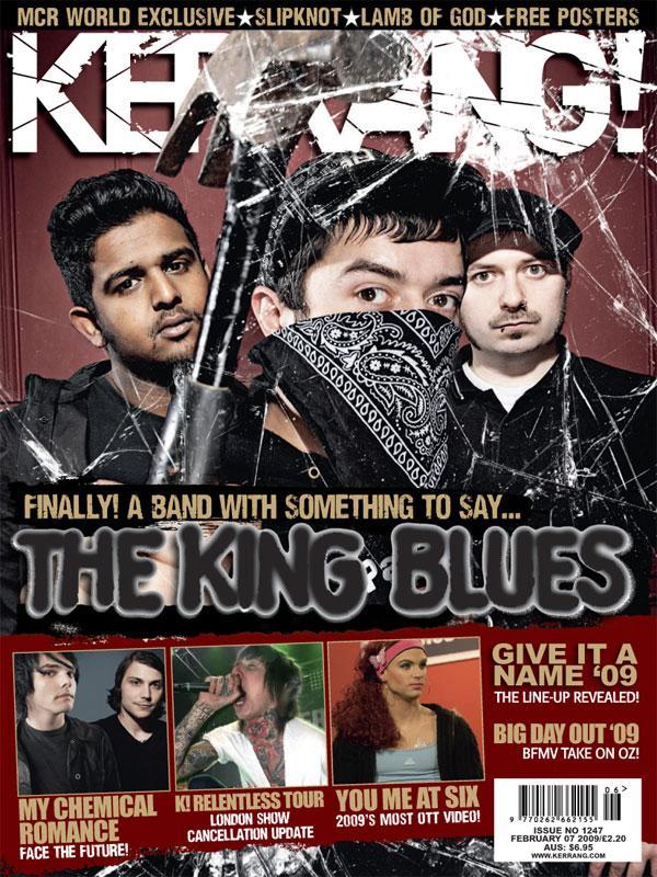 Kerrang! MCR Face the future Kerrang%2B%231247%2B1