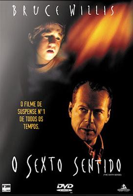 Filme Poster O Sexto Sentido DVDRip XviD & RMVB Dublado