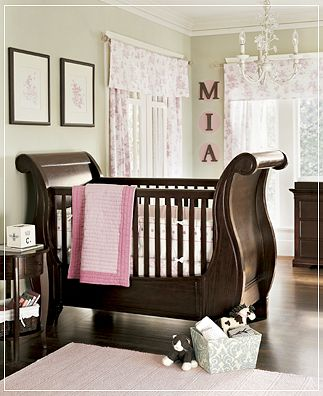 Baby room decorating baby room ideas for Baby girl room decoration