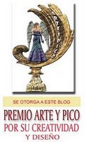 PREMIO ARTE Y PICO