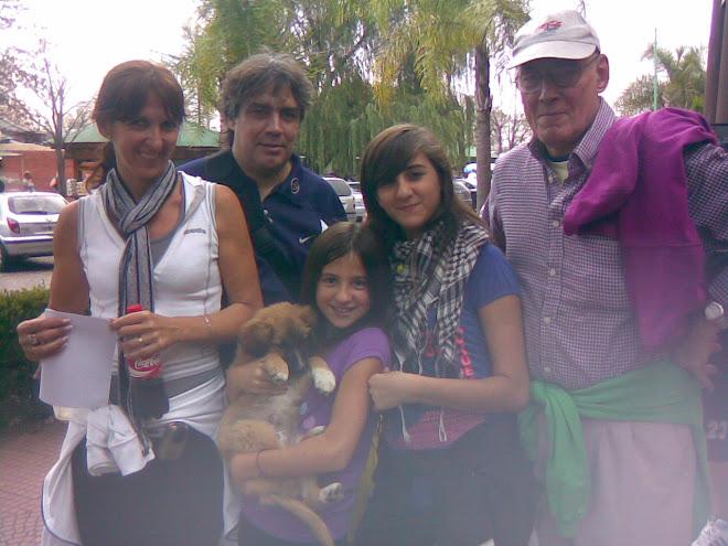 Cachorron Adoptado