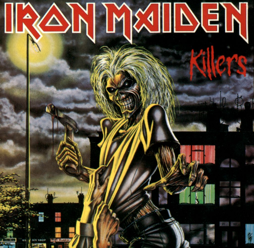 El Megapost Dedicado A Eddie The Head (Iron Maiden)