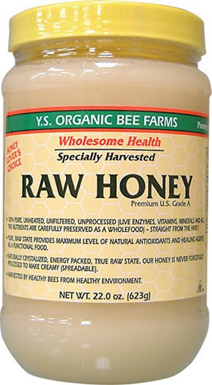 What is organic honey
