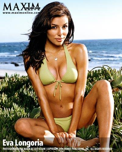 Eva Longoria Has Sex On The Weekends