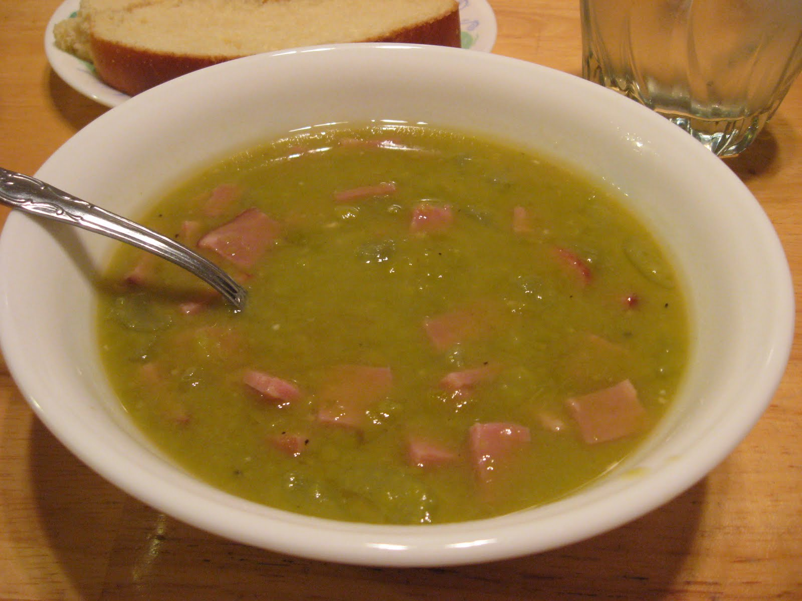 Yummy to My Tummy: Split Pea and Ham Soup