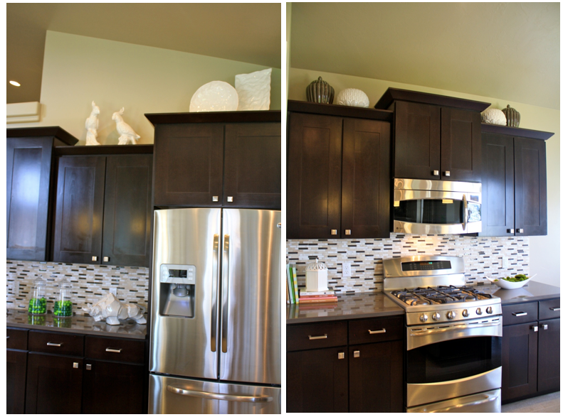 good How To Decorate The Top Of My Kitchen Cabinets #5: How to Decorate Above Kitchen Cabinets