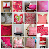 Etsy Pink Pillow Roundup