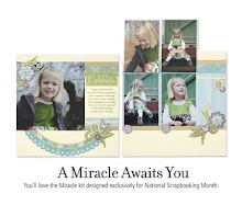 National Scrapbooking Month - Miracle