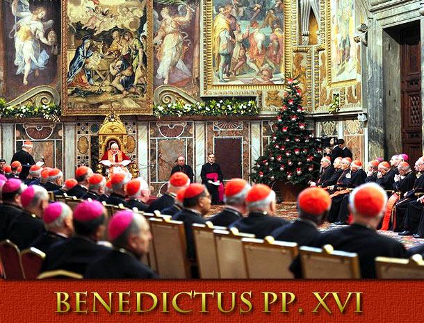 Blog di il discorso del papa benedetto - Finestra del papa ...