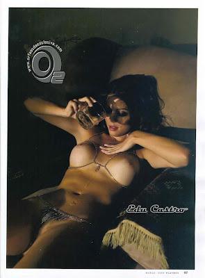 Da Michelle Costa Gostosa Pelada Na Playboy De Mar O Pleta