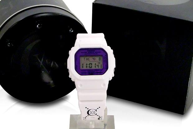 Ste Std Black Scale Casio G Shock Dw 5600