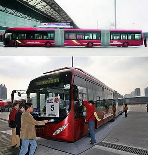 2 - Strangest Buses in Thw World