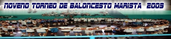 Noveno Torneo de Baloncesto Marista