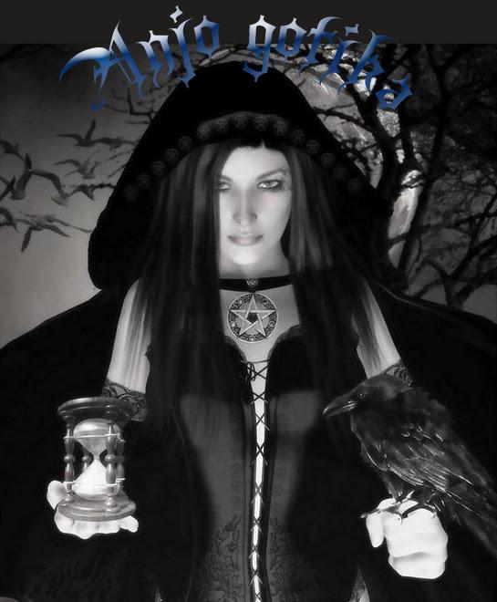 anjo gotika