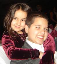 Mya & Dominic