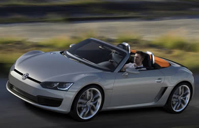 VW BlueSport Roadster