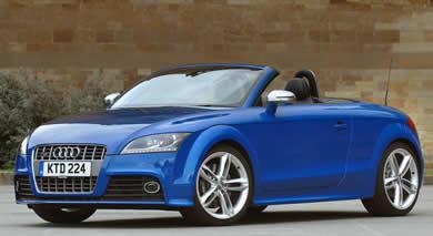 Audi TT S Roadster