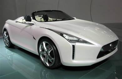 Honda Linian Roadster concept