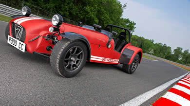 Caterham Roadster