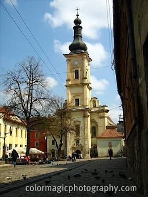 Franciscan Church in Cluj