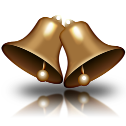 Christmas bell-icon