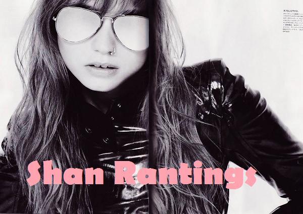 shan rantings