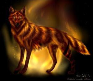 Mondwolf - Wenn der Mond den Himmel verlässt 253548_res1_FireWolf