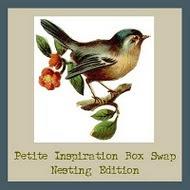 Petite Inspirations Nesting Swap