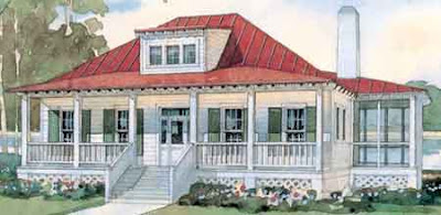 Beach Cottage House Plans